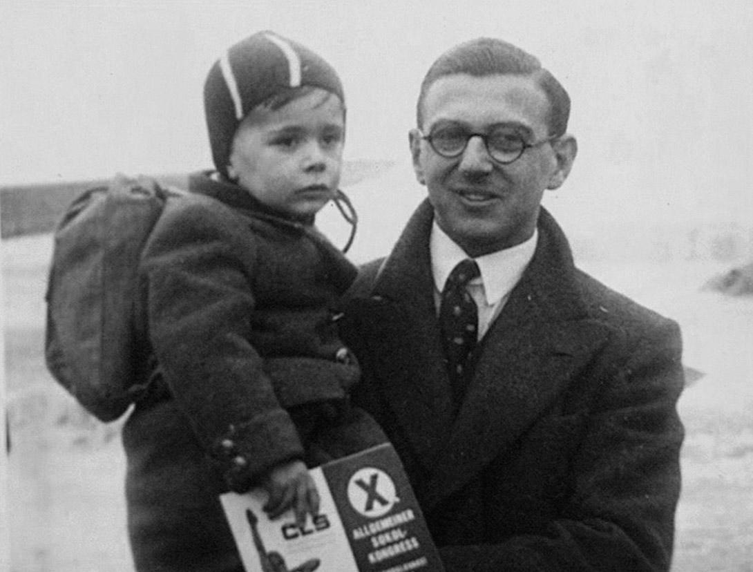 Nicholas Winton, el hombre que salvó a 669 niños judíos de las garras nazis