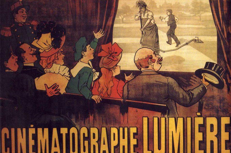 Así nació el cine: las primeras filmaciones de los Hermanos Lumière