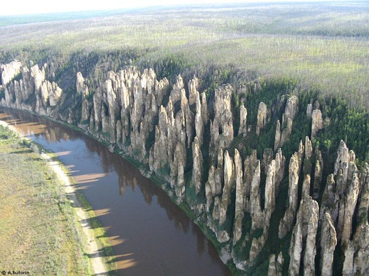 Los Pilares de Lena, el tesoro oculto de Siberia