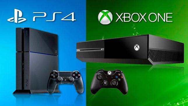consolas de videojuegos en la actualidad