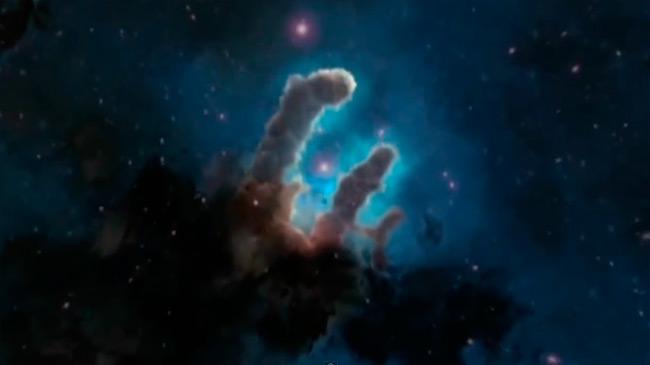 Un viaje épico a través del Universo