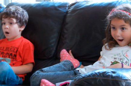 Reacción de unos niños al ver por primera vez el 'Luke, yo soy tu padre'