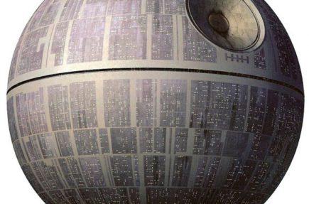 ¿Cuánto costaría construir la Estrella de la Muerte?