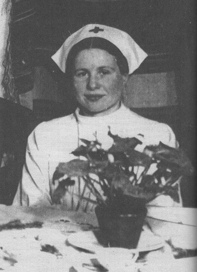 Irena Sendler de joven
