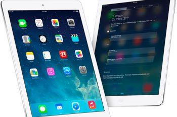 Las ventas mundiales de tablets bajan por primera vez