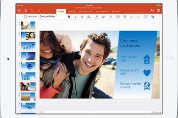 El nuevo Office táctil se va a lanzar antes en Android que en Windows 8