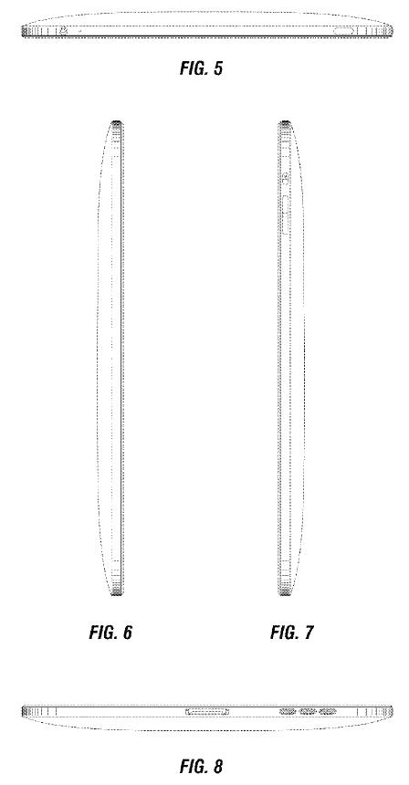 Apple patenta los rectángulos con esquinas redondeadas