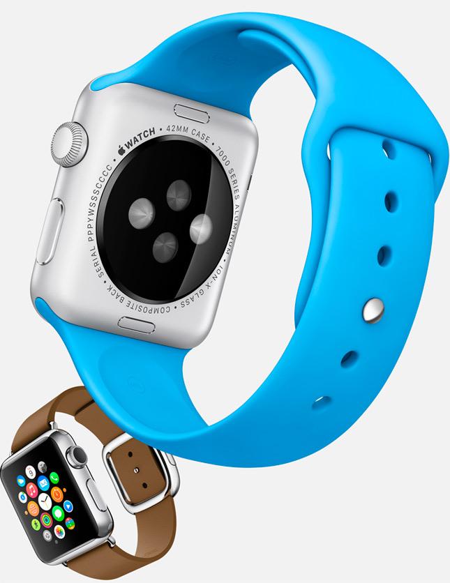 Apple Watch, un reloj inteligente como ningún otro