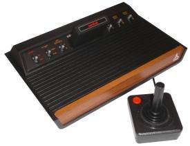 consola de videojuegos atari