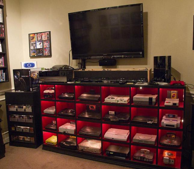 cuantas consolas de videojuegos hay