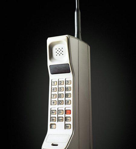 Dynatac 8000x el primer m vil de la historia abad a digital for De donde es el telefono