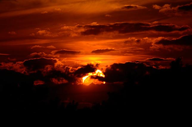 Eclipse solar anular del 20 de mayo del 2012