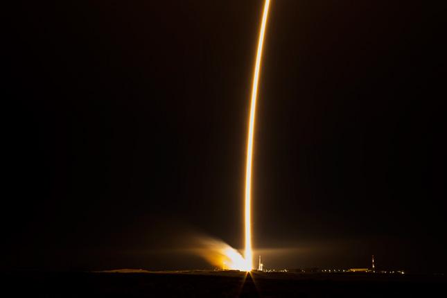 La nave espacial Soyuz TMA-M parte rumbo a la Estación Espacial Internacional