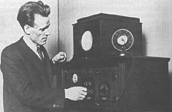 Televisor de Philo Farnsworth