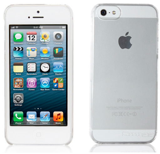 An lisis de la funda snugg ultra fina transparente para iphone 5s abad a digital - Fundas iphone 5s personalizadas ...