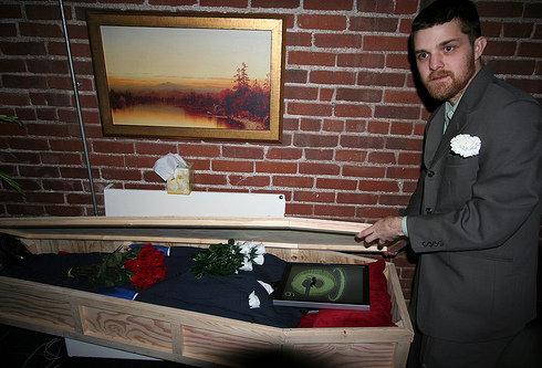 El funeral de Internet Explorer 6