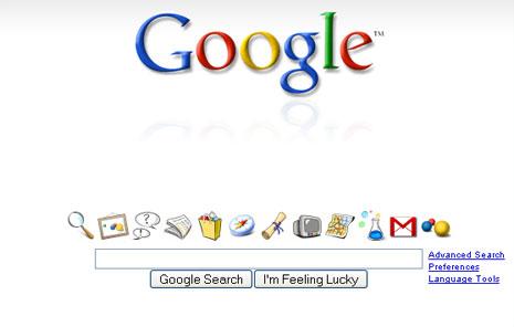 Posible aspecto de Google si Apple comprara al buscador