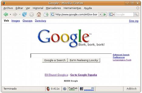 Google Bork