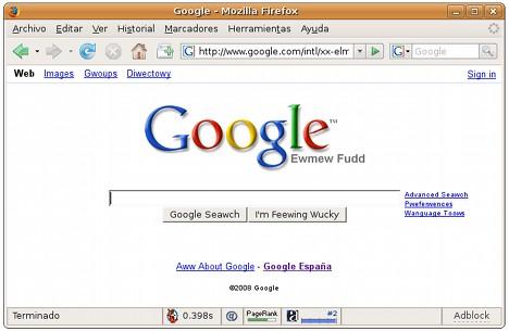 Google Elmer