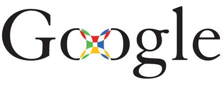 Primer diseño del logo de Google realizado por Ruth Kedar