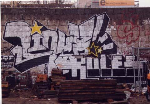 Grafitis sobre Linux