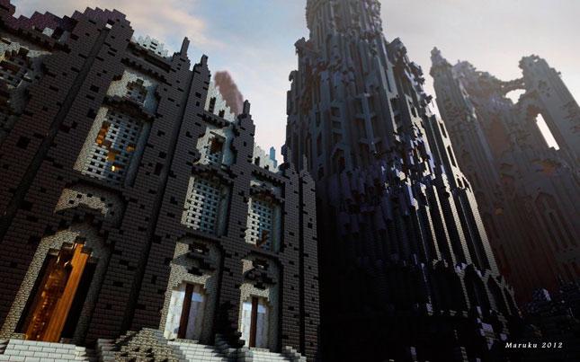 Juego de Tronos en Minecraft  Abada Digital