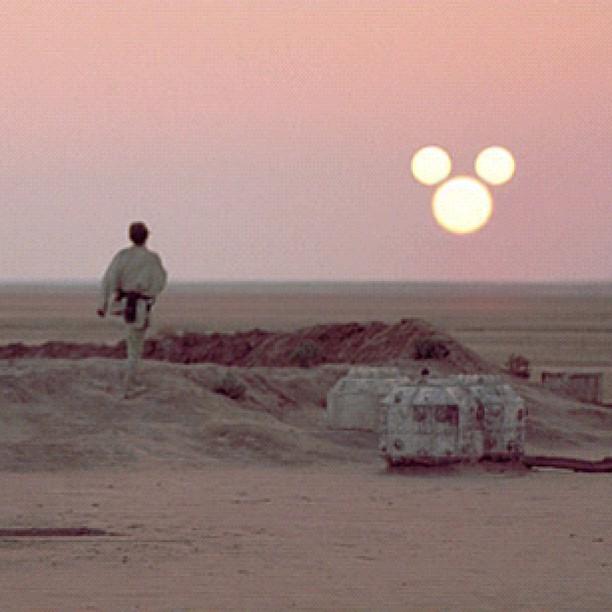 ¿Qué le ha pasado a los soles de Tatooine?
