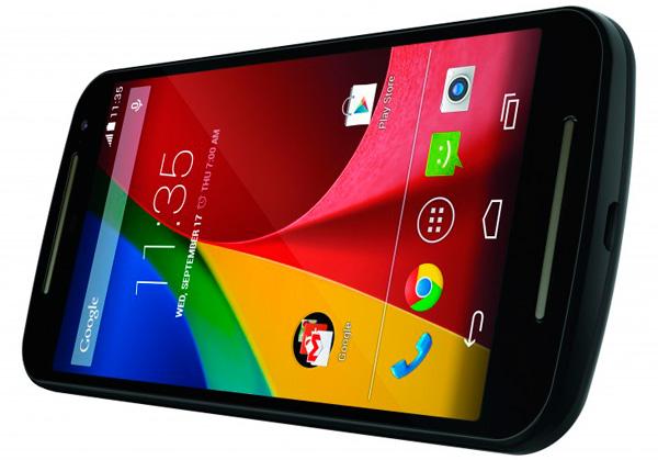 Moto G, el smartphone más importante del catálogo de Motorola