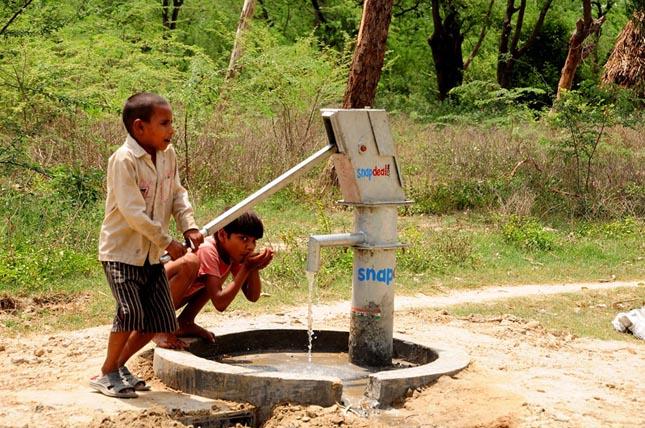 Una aldea india cambia su nombre a SnapDeal.com Nagar