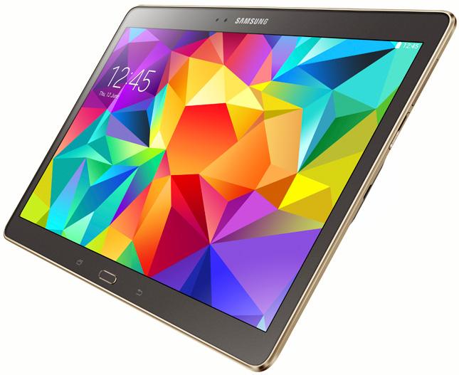 Samsung presenta la nueva gama de tablets Galaxy Tab S