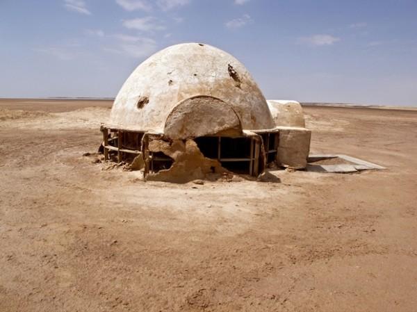 Tatooine hoy en día