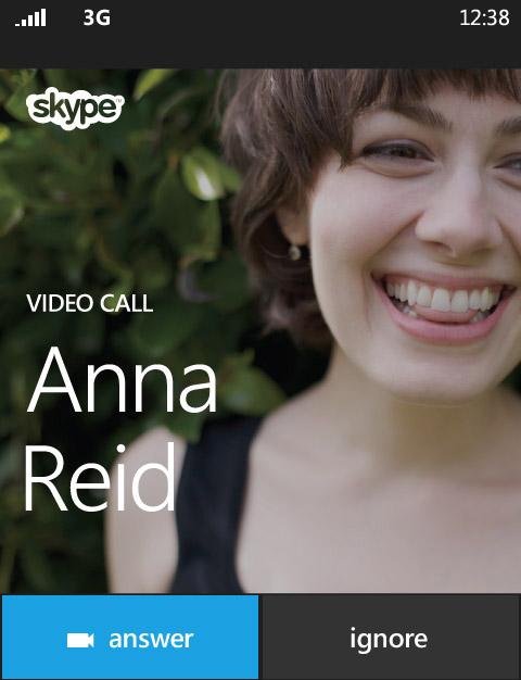 Skype para Windows Phone 8