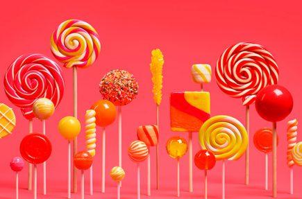 Tres meses después de su lanzamienot, Android 5.0 Lollipop sólo tiene una cuota del 1,6%