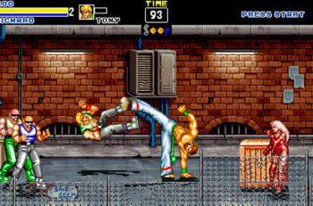 Fatal Fury Final, un remake del Fatal Fury original creado por fans