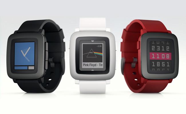 Pebble Time, ahora con pantalla a todo color