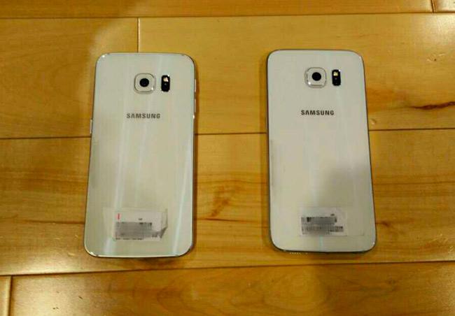 Estas son las últimas fotografías que han aparecido del Samsung Galaxy S6 y el Galaxy S6 Edge