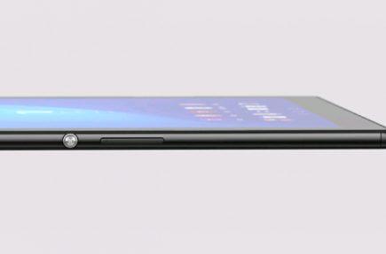 Sony revela por sorpresa el Xperia Z4 Tablet