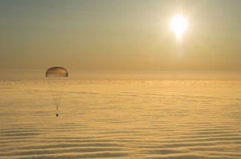 La vuelta a casa de los astronautas de la Estación Espacial Internacional