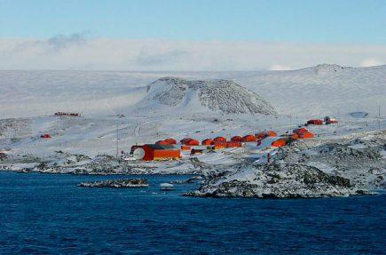 La semana pasada se alcanzó la temperatura más alta en la Antártida desde que existen registros: 17,5 °C
