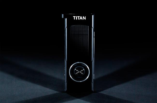 GeForce GTX TITAN X, la tarjeta gráfica más avanzada de Nvidia