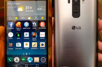 ¿Son estas las primeras imágenes del LG G4?