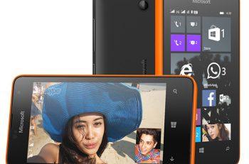 Microsoft presenta el Lumia 430 Dual SIM: sólo cuesta 65 euros