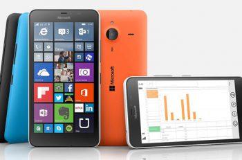 Microsoft presenta el Lumia 640 y el Lumia 640 XL
