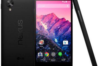 Google deja de vender el Nexus 5