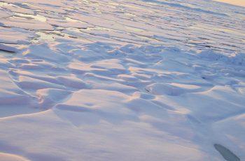 La capa de hielo del Ártico registra su nivel más bajo de los últimos 35 años