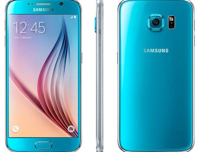 El Galaxy S6 de 32 GB sólo tiene disponibles 23,5 GB de almacenamiento efectivo