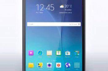 Samsung presenta el tablet Galaxy Tab A