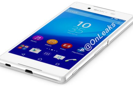 Filtrada la primera imagen del Sony Xperia Z4
