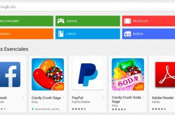 Google ha comenzado a supervisar las apps que se envían a Google Play