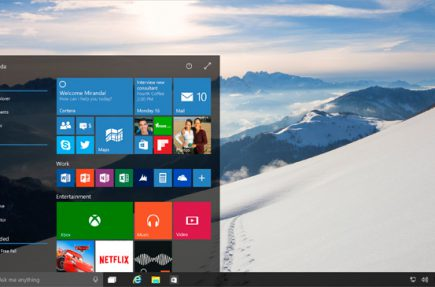 Las actualizaciones de Windows 10 podrían distribuirse mediante P2P